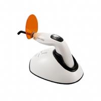 2014 New design woodpecker dental portable wireless curing light LED-F