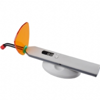 Dental wireless led curing lamp ML-18 Similar with the woodpecker led curing light with PU handpiece