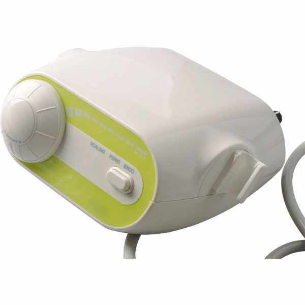 detachable handpiece with light dental ultrasonic piezo scaler with perio and endo function