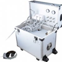 self-contained dental unit portable dental chair