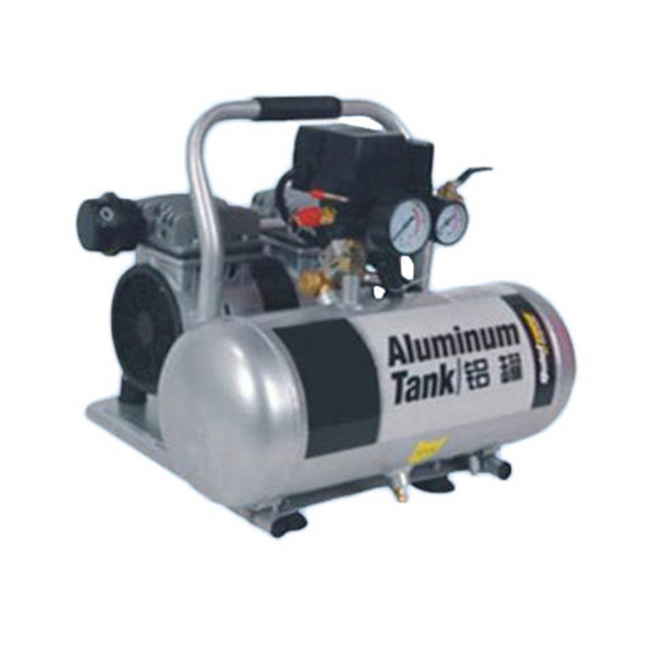 0.5KW 0.7HP Noiseless Oil Free Air Compressor MOA-10