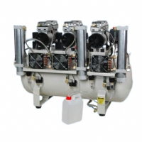 3.3HP Low Noise Oil Free Air Compressor MOA-135