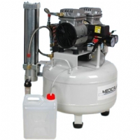 low noise 0.8HP 32L oil free air compressor MOA-E30