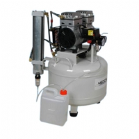 38L 1.1HP CE Approved Oil Free Air Compressor MOA-E35