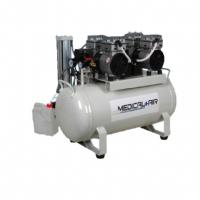 65L 2.2HP oil free air compressor MOA-E65